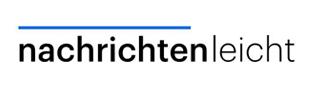 Logo von Nachrichtenleicht