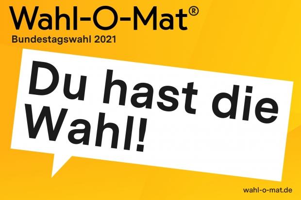 Logo Wahl-O-Mat